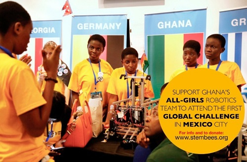 Ghana's all-girls Robotics Team