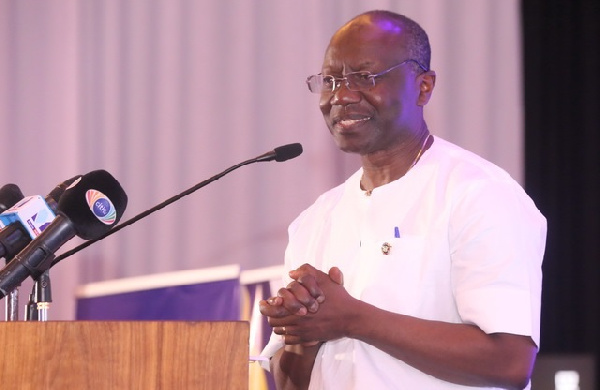 Ofori-Atta, BoG working to support industry, agric – Akufo-Addo