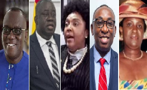 Ghana has lost a number of prominent people to the virus