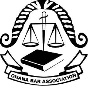 Logo of the Ghana Bar Association