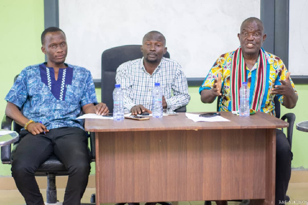 NDC will provide quality and affordable healthcare - Deputy Organiser