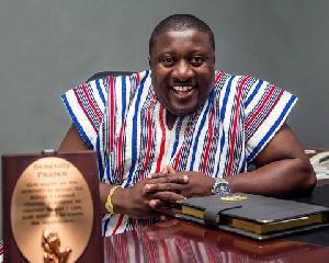 Henry Nana Boakye Nana B