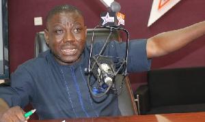 MP for Bolgatanga Central, Isaac Adongo