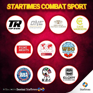 StarTimes recently acquired the rights for Top Rank boxing events