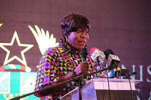 Hon. Catherine Afeku