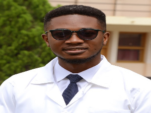 The writer is a Teaching Assistant at the Department of Herbal Medicine, KNUST