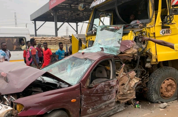 Negligence a major contributor to accidents on Accra-Tema Motorway - MTTD