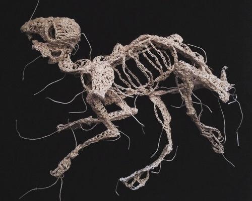 crochet  artwork