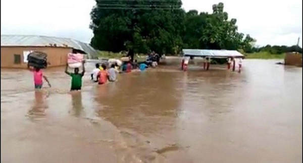 One dead after heavy rains in Kumasi