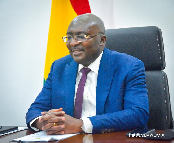 Free wifi for schools will start next year – Bawumia