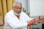 Late Jerry John Rawlings, Former President of Ghana