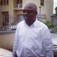 President of Techiman City FC Charles Kwadwo Ntim