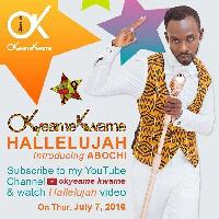 Okyeame Kwame on 'Hallelujah'