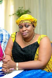 NPP Deputy Communications Director, Mame Yaa Aboagye,