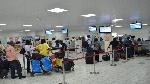 Terminal 3 of the Kotoka International Airport in Ghana