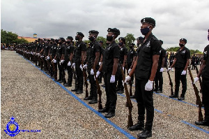 Police Gh Recruits