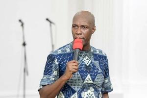 Founder of Alabaster International Ministries, Prophet Dr. Kofi Oduro