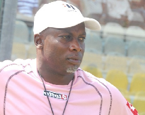 Great Olympics new head coach Yaw Preko