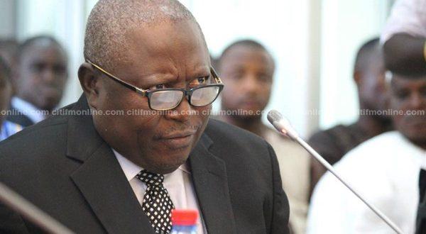 Martin Amidu, Ghana