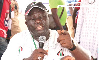 Afrifa Yamoah Ponkoh is a leading member of the NDC in the Ashanti Region