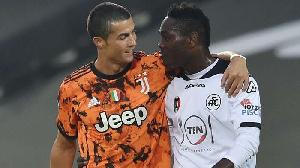 Gyasi Ronaldo Match