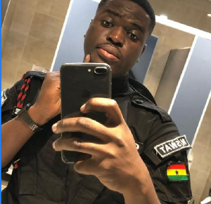 Emmanuel Osei was killed by the robbers