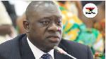 Deputy Local Government Minister, Mr. Osei Bonsu Amoah