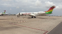 The two main domestic airlines are Africa World Airlines and PassionAir currently