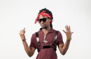 Musician Ras Amankwatia