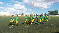 Aduana Stars are determined to qualify out of the group