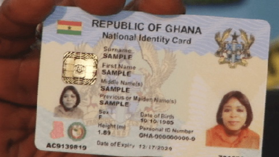 NIA explains why some banks don't accept the Ghana Card