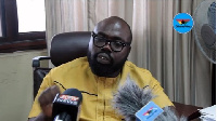 Deputy General Secretary of the National Democratic Congress (NDC), Peter Otokunor