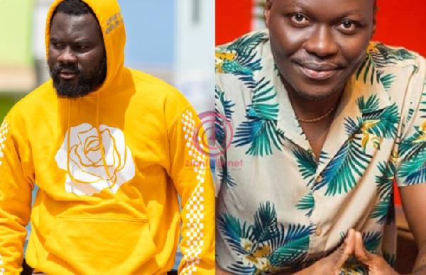 Bossu Kule and Arnold Asamoah-Baidoo