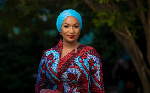 Islamic women 'descend' on Samira Bawumia over her dressing
