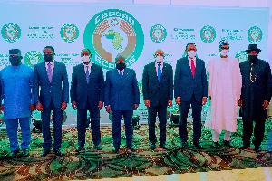 ECOWAS Summit In Accra On Mali