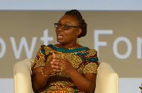 Mrs. Mawuena Trebarh is a member of the coronavirus technical team announced by the NDC