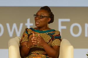 Member of NDC technical team on COVID-19, Mrs. Mawuena Trebarh