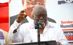 President  Akufo-Addo has been aclaimed as the NPP Presidential Candidate for December 2020