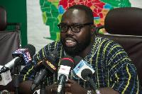 Deputy General Secretary of NDC, Peter Boamah Otukonor