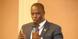 gnatius Baffour Awuah, Minister of Employment and Labour Relations,