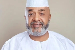 Former Ambassador to Saudi Arabia, Alhaji Said Sinare