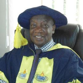 Reverend Dr Osei Wusu