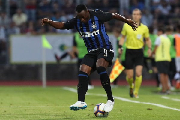 Kwadwo Asamoah makes injury return for Inter Milan