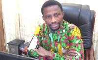 Dr. Samuel Adu-Gyamfi, Head of History and Political Science at KNUST