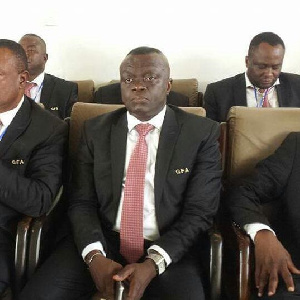 Osei Tutu Agyemang Is Ashanti Region FA Chairman