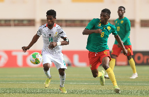 The Black Satellites of Ghana are heading to the semi-finals