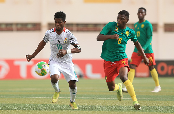 Watch highlights Black Satellites victory over Cameroon to reach semis