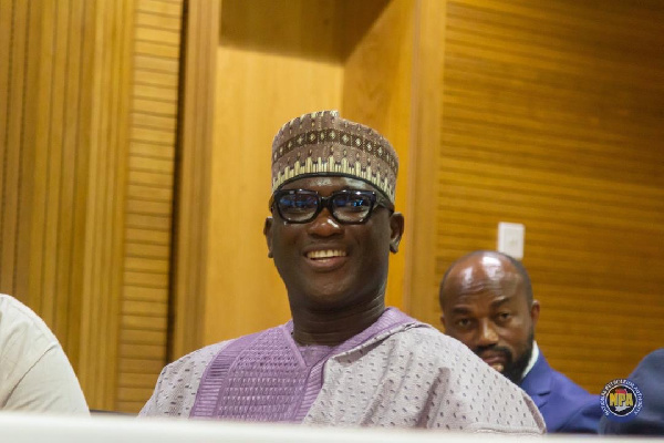 Chief Executive Officer of the National Petroleum Authority (NPA), Alhassan Tampuli