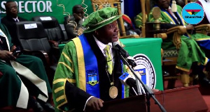 The new Rector said he would continue to ensure that the Institute upheld its tenet of excellence