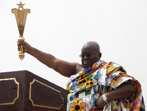 President Akufo Addo Sword